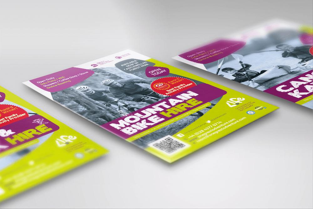 Printing - A5 Leaflets
