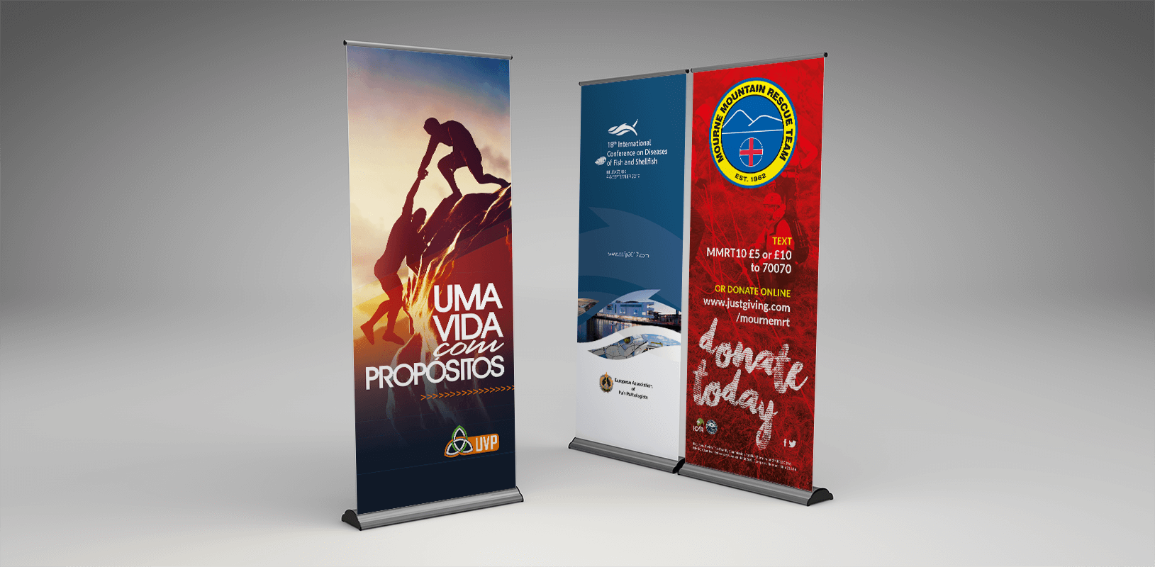 Printing - Roller Banner Stands
