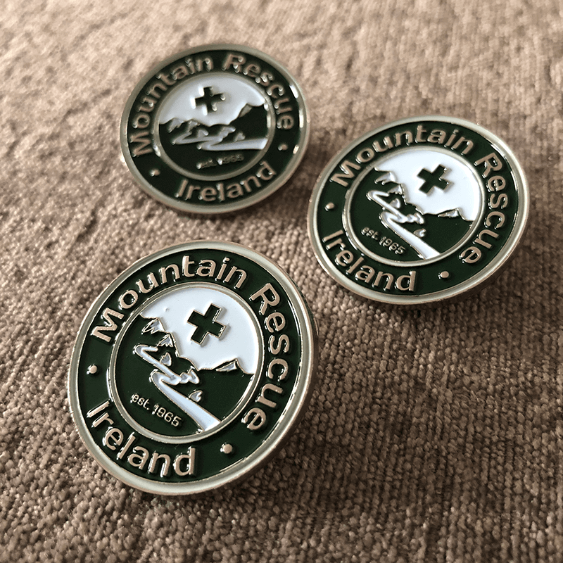 Promotional Merchandise - Enamel Badges