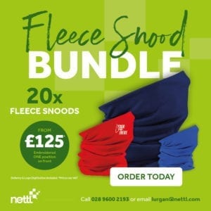 Fleece Snood Bundle